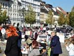 Zweiter Werdauer Herbstflohmarkt ein voller Erfolg