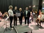 Orchester erhält Spende für mehr Durchblick