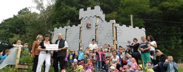 """Integrative Kindertageseinrichtung """"Haus der kleinen Füße"""" (Träger: VS Zwickauer Land e.V.)"""