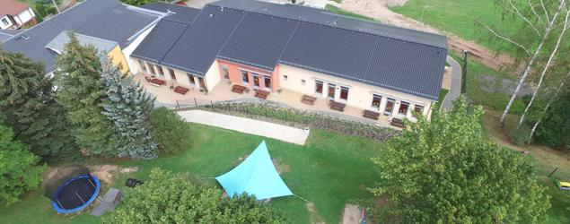 """Integrative Kindertageseinrichtung """"Villa Kunterbunt"""" (Träger: Stadt Werdau)"""